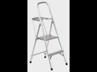 Louisville Aluminum Platform Ladder