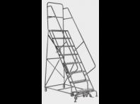 teel Rolling Warehouse Ladder
