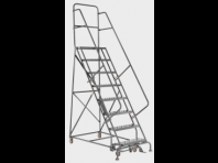 teel Rolling Warehouse Ladder