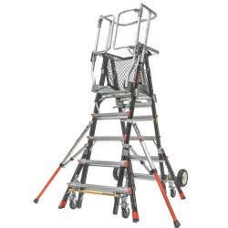 Aerial Safety Cage 5' - 9' - 18509-240