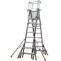 Aerial Safety Cage 8' - 14' - 18515-240