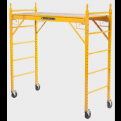 Fortruss® Steel Rolling Tower 3' x 6'