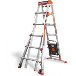 Little Giant Select Step 6'-10' w/AirDeck